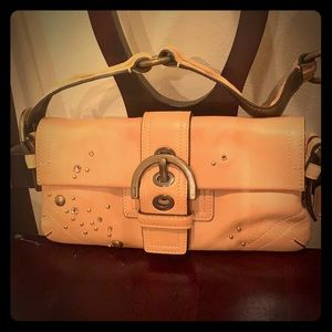 Coach mini shoulder bag